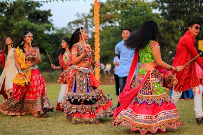 Garba fest 2018: Palette of Sketches, Strength & Sway of Goddess Durga.