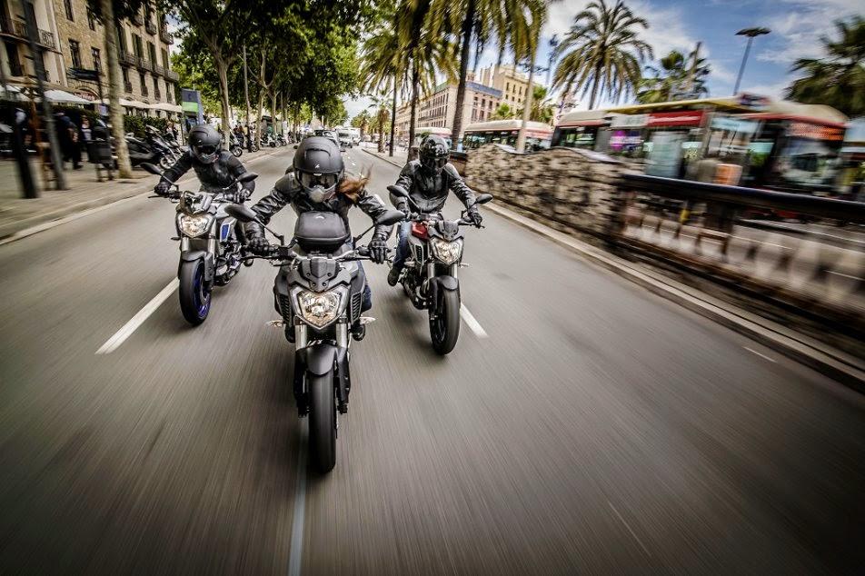 Yamaha R3 dan MT25 akan mengaspal di India