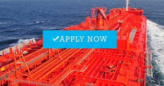 crew agency & management opening hiring jobs for Filipino seaman work at oil tanker ship.