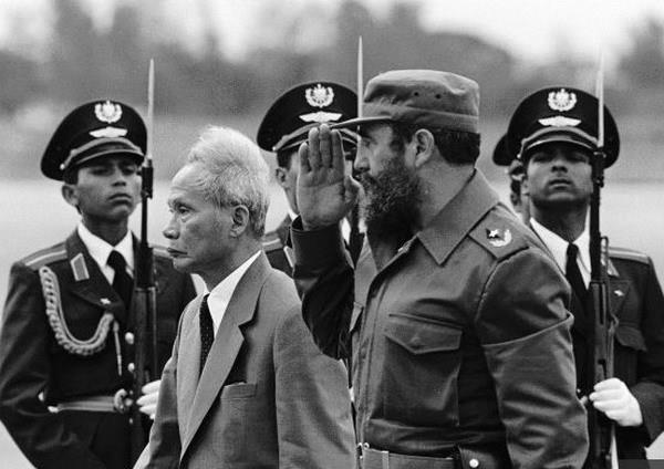Phát biểu của Fidel Castro phản đối Trung Quốc xâm lược Việt Nam năm 1979