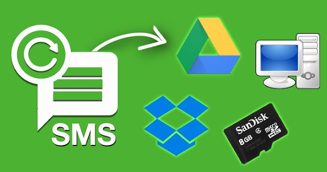 Android SMS Backup செய்வது எப்படி