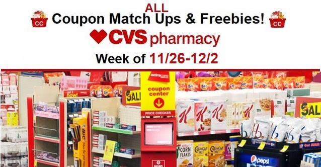 http://www.cvscouponers.com/2017/11/cvs-coupon-matchups-freebies-1126-122.html