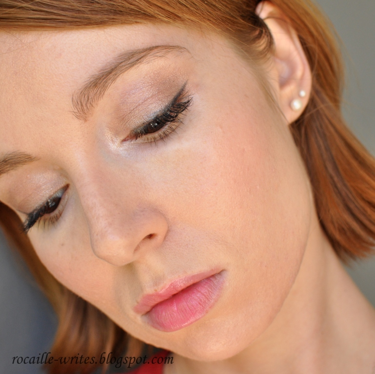 Rocaille Writes Fast Forward Eyes Laura Mercier Caviar