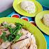 新加坡美食/牛車水「天天海南雞飯」 吃了好想跳舞轉圈圈!