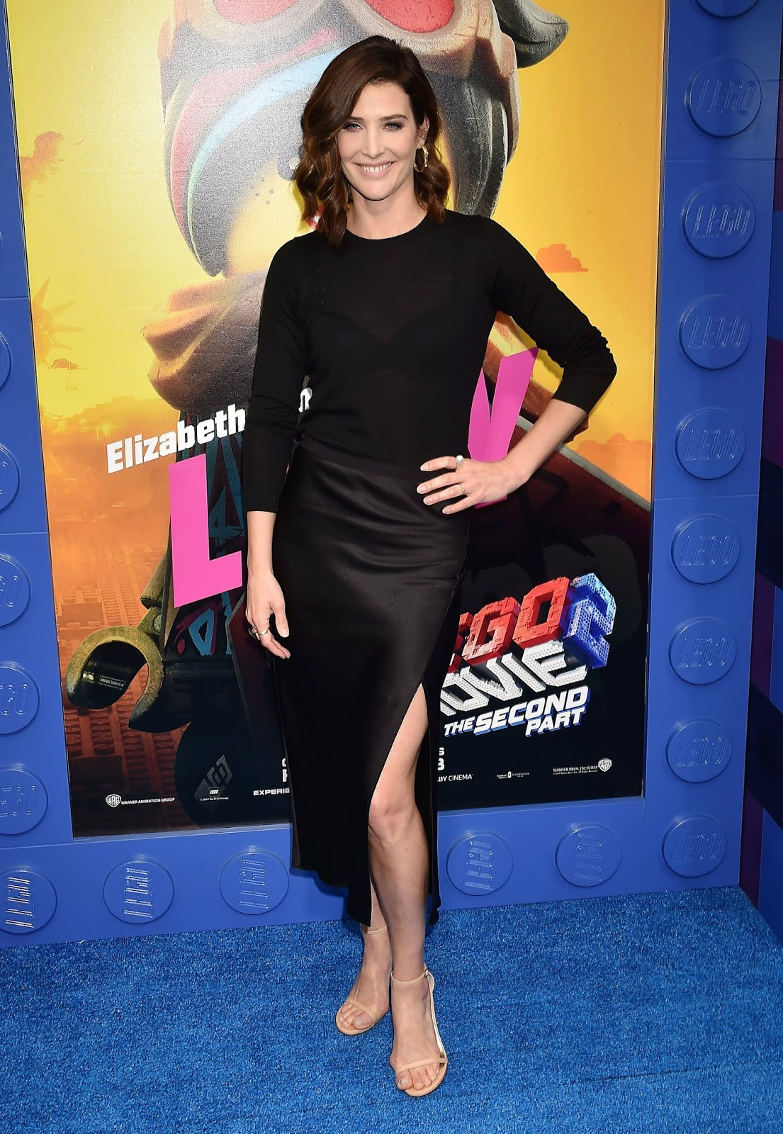 "Cobie Smulders - World Premiere of ""The Lego Movie 2: The Second Part"" in Westwood, CA - 02/02/2019"