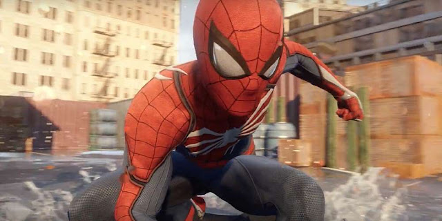 Spiderman PS4 New Games 2016