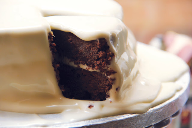 Curly Whirly Cake Recipe