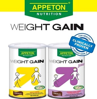 efek samping susu Appeton Weight Gain