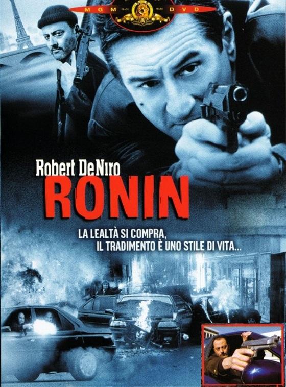 فیلم دوبله: رونین (1998) Ronin