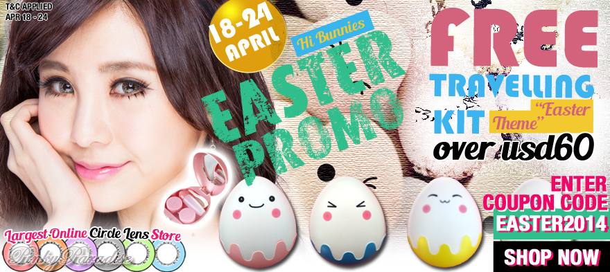 Easter Promotion - Color Lens