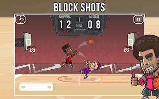 Basketball Battle Mod