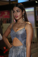Rhea Chakraborty in a Sleeveless Deep neck Choli Dress Stunning Beauty at 64th Jio Filmfare Awards South ~  Exclusive 148.JPG