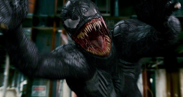 Topher Grace interpretó a Venom en Spider-Man 3