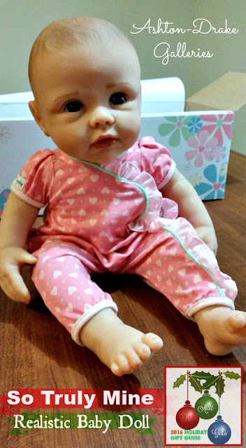 realistic baby dolls, holiday gifts, collectible dolls, holiday gift guide