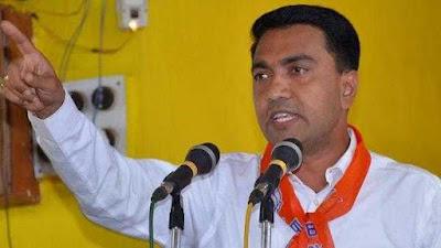 Pramod Sawant: New CM of Goa