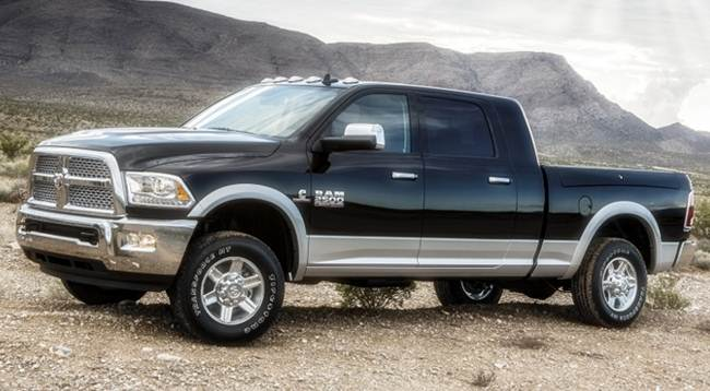 2017 ram 2500 laramie limited mega cab dodge ram price. Black Bedroom Furniture Sets. Home Design Ideas