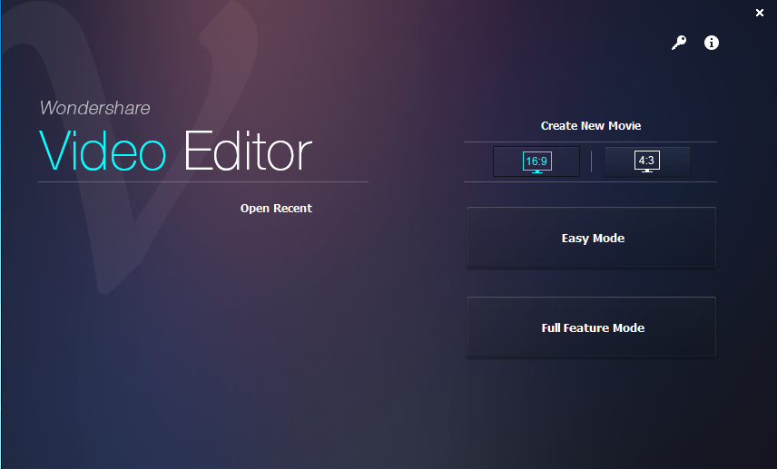 free wondershare video editor registration code