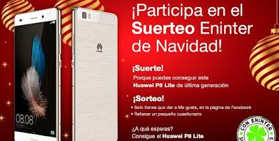 Sorteo Huawei P8 Lite