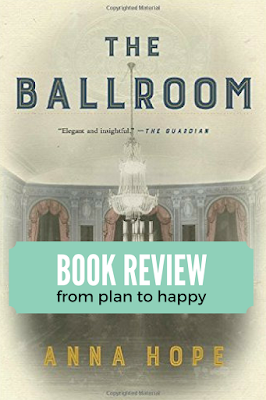 The Ballroom tells the story of several patients and their doctor in an English asylum in 1911. Somehow, it's a page turner!