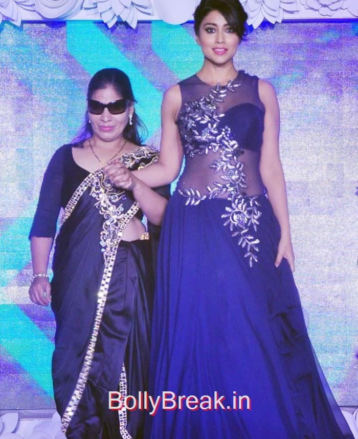 Shriya Saran, Hot HD Images of Shriya Saran On The Ramp at 'Main Tamanna 2' First Look Launch