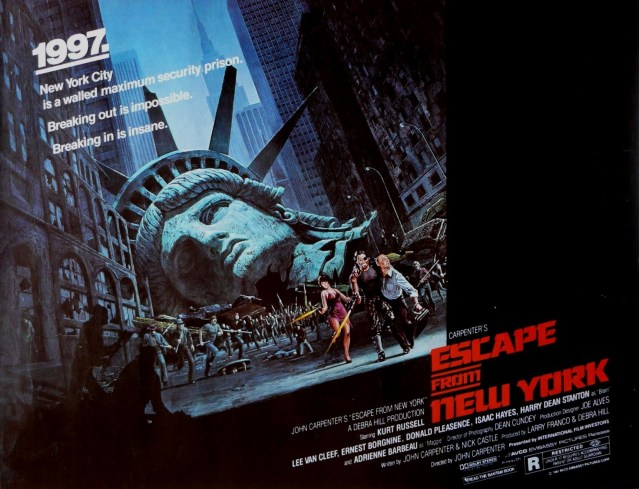 Escape From New York | Rapid Transmission