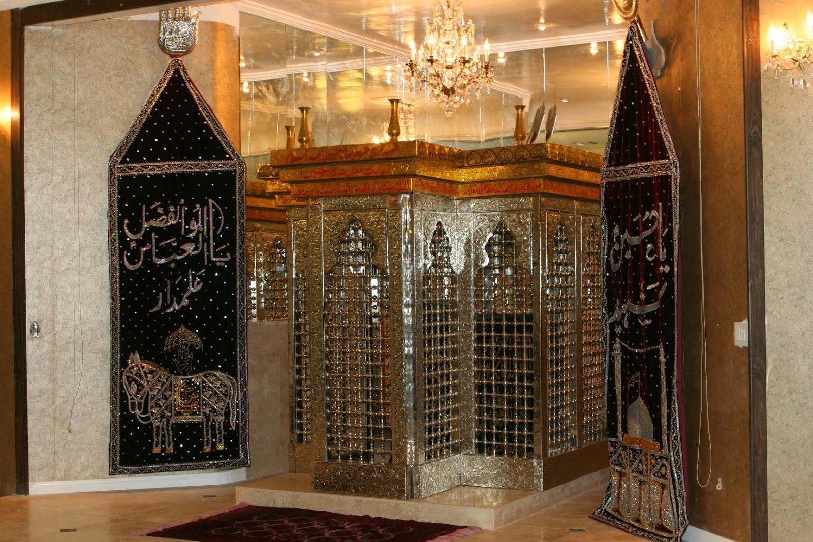 Maula Ali Shrine Wallpaper: Islamic Picks: Hazrat Imam Hussain