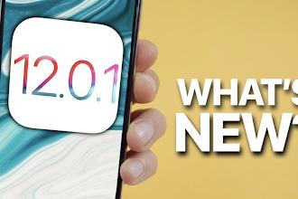 Rilasciato il nuovo iOS 12.0.1, ecco che cosa è cambiato (risolti anche i Bug di iPhone Xs)