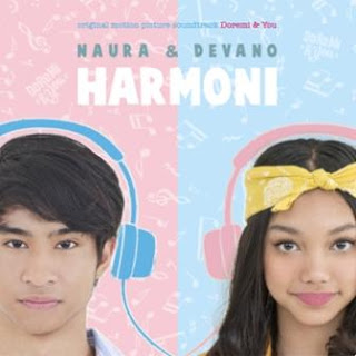 Download Lagu Mp3 Lirik Lagu Devano & Naura - Harmoni (OST. Doremi & You)