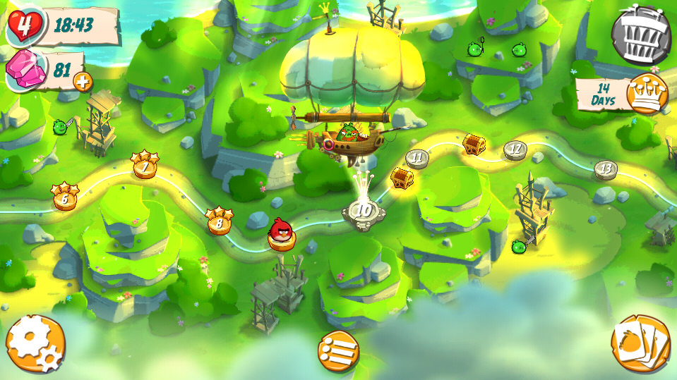 Still Alive: A Gamer's Commentary: Game Review: Angry Birds