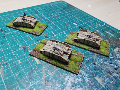 Some later war Stugs picture 1