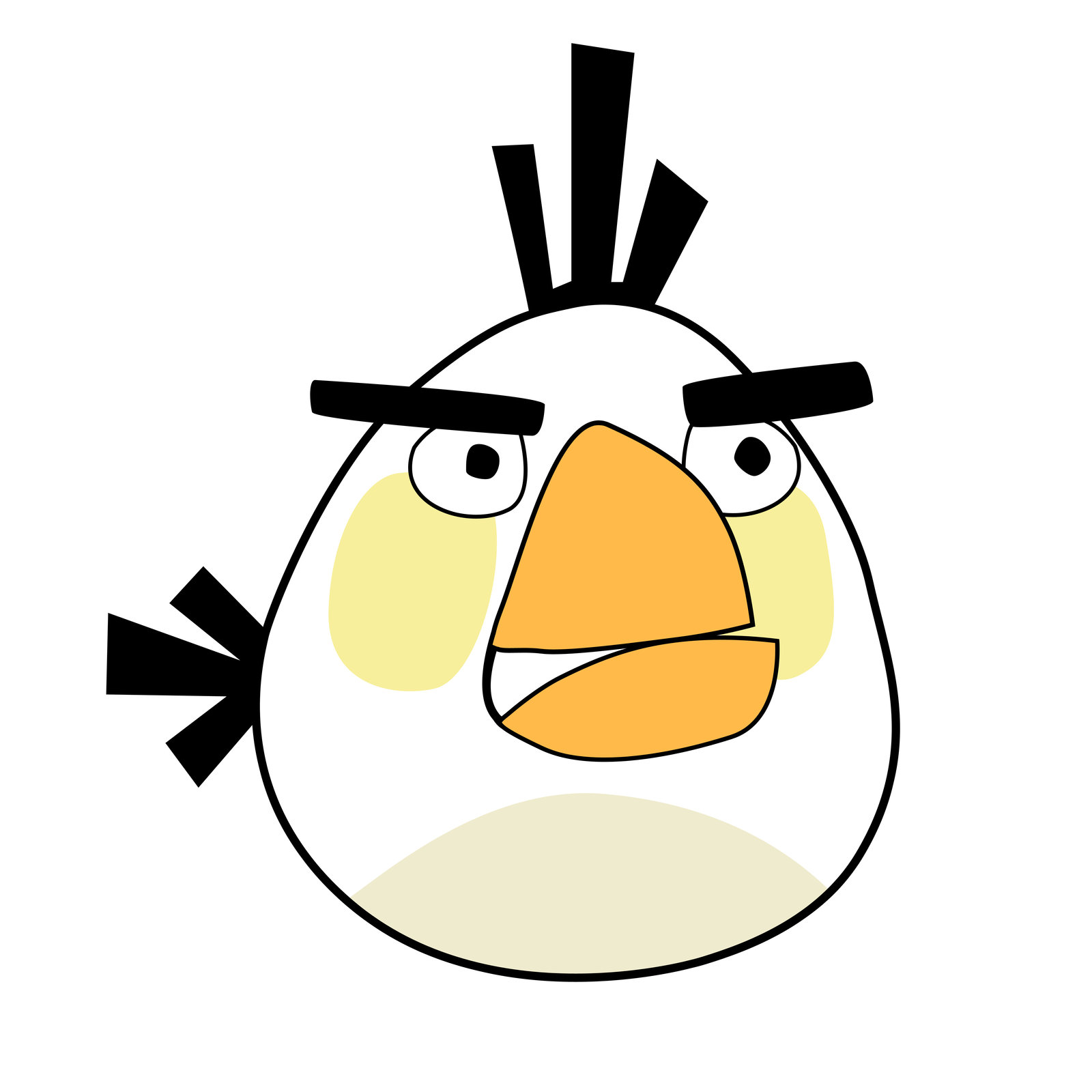 Free Printable Angry Birds Stickers, Toppers or Labels  Oh