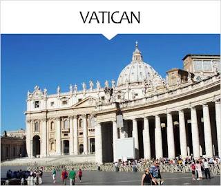My Travel Background : Voyage Europe Vatican