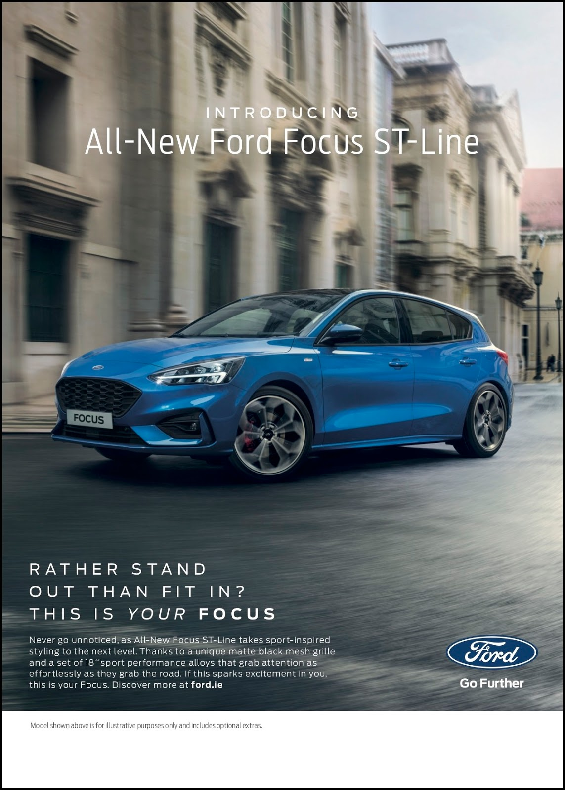 5a6994c333 The new Focus is on sale now in five-door hatchback