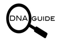 DNA GUIDE - Genomes as Maps