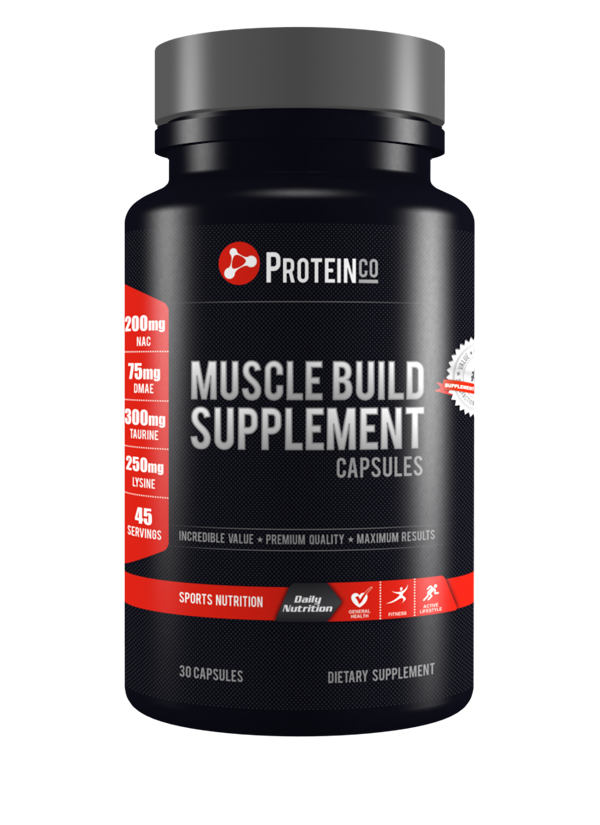 How To Build Muscle Fast: Supplementation