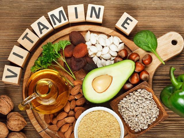 Manfaat Vitamin E Untuk Kesehatan