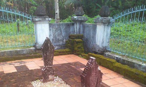 Komplek Makam Raja Tanete La Maddusila