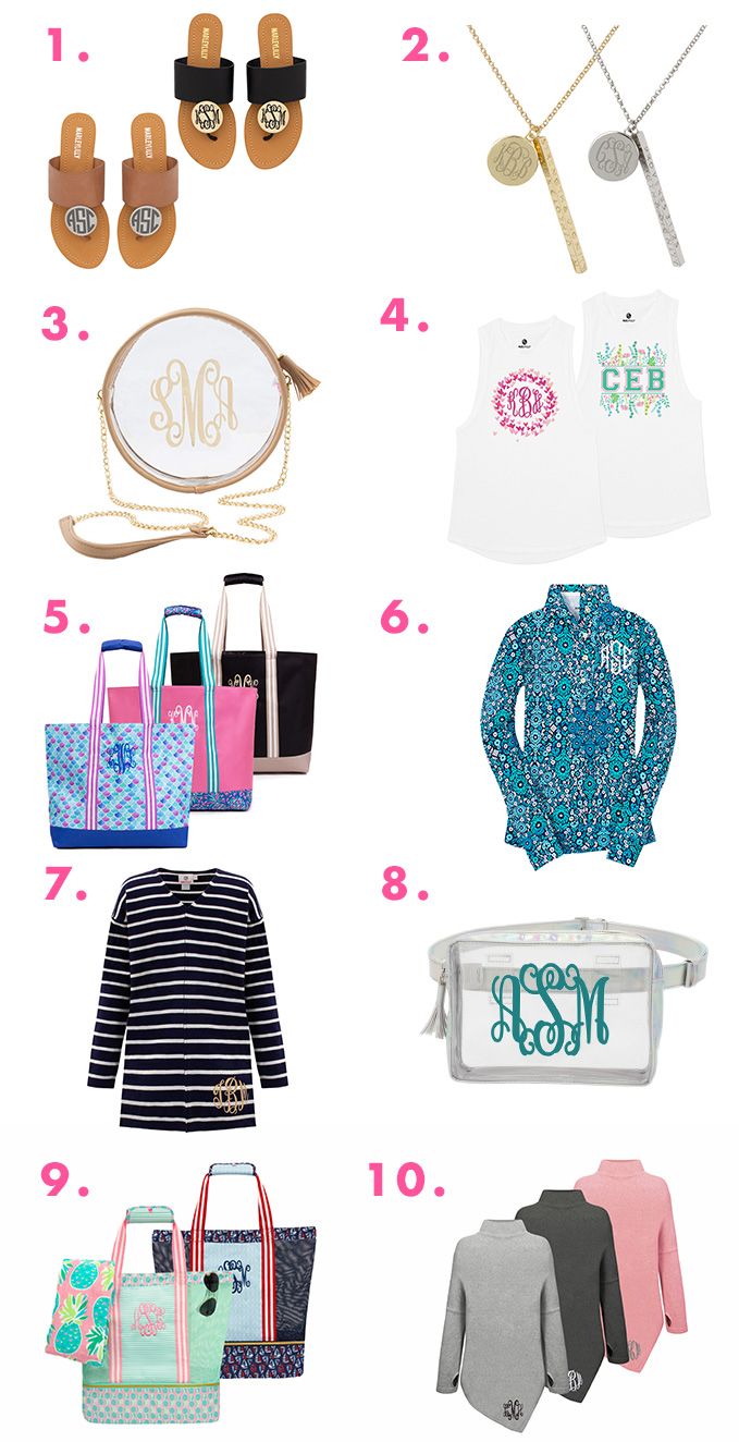 marleylilly new arrivals gift guide