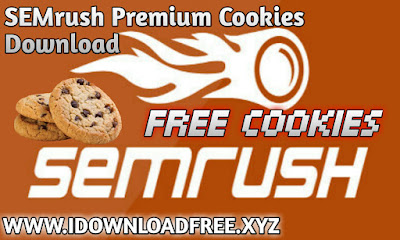 SEMrush Premium Cookies