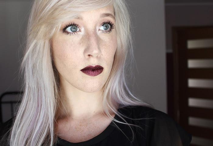 beyu metallic lips and eyes try on