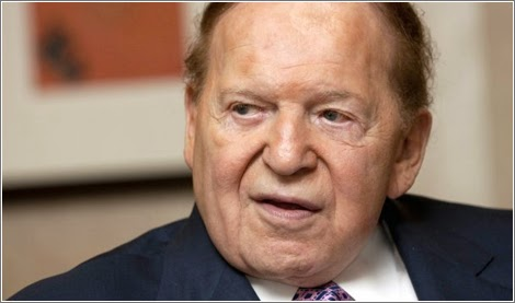Rich People Sheldon Adelson
