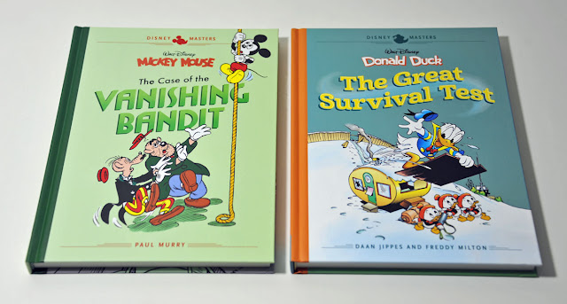 Disney Masters volume 3 and 4