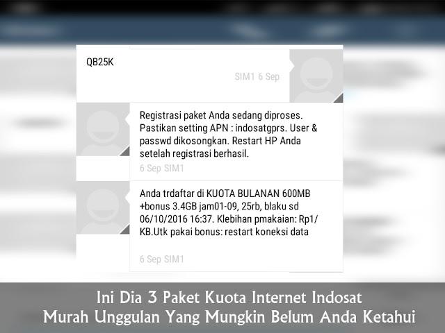 Ini Dia 3 Paket Kuota Internet Indosat Murah Unggulan Yang Mungkin Belum Anda Ketahui