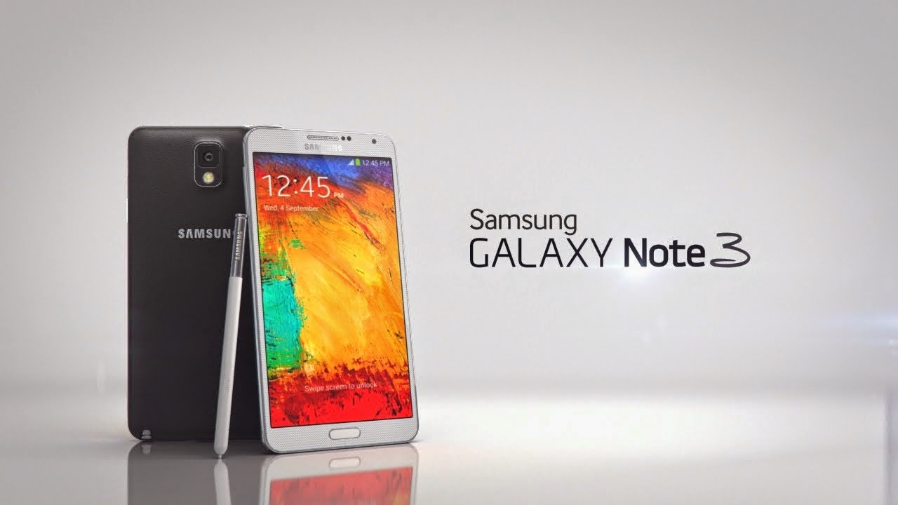 Spesifikasi Lengkap dan Harga Phablet Samsung Galaxy Note 3 – 32 GB Terbaru 2014.