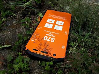Hape Outdoor Doogee S70 New Game Phone 4G LTE RAM 6GB IP68 Certified