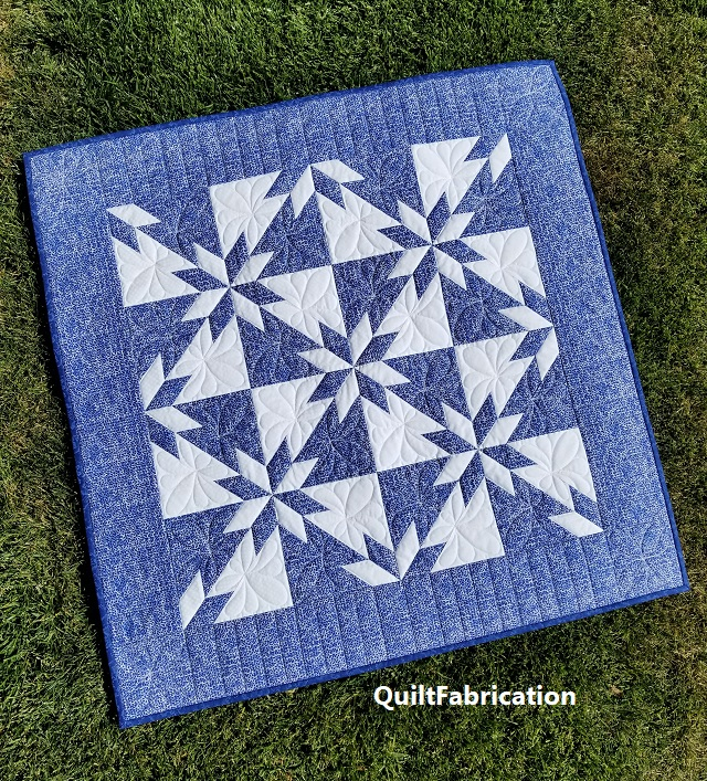 Hunter's Star by QuiltFabrication