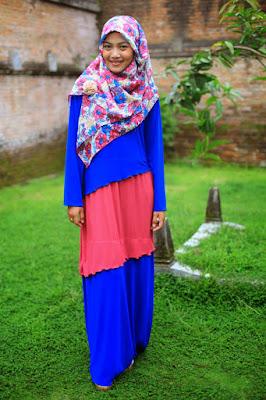 7 hijab Cewek IGO Efrida Yanti blogger terpopuler indonesia di instagram