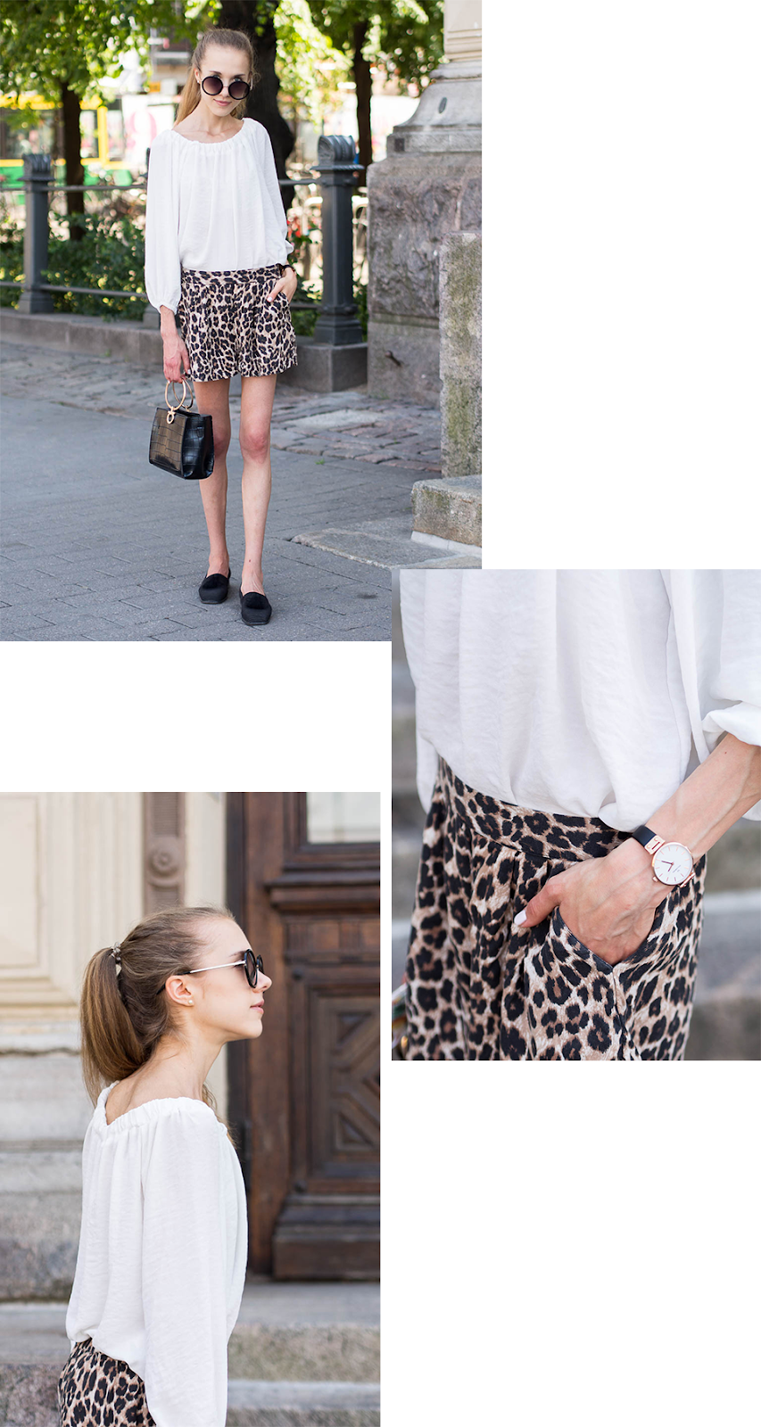 fashion-blogger-summer-outfit-inspiration-leopard-shorts