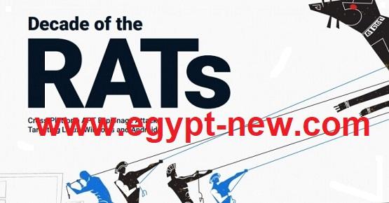 5 مجمـوعـات هاكـر APT تهـاجم خوادم Linux و Windows و Android Platform باستخـدام RAT's لـ 10 سنوات الماضيه