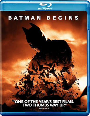 Batman Begins 2005 Dual Audio 720p BRRip 700mb HEVC x265